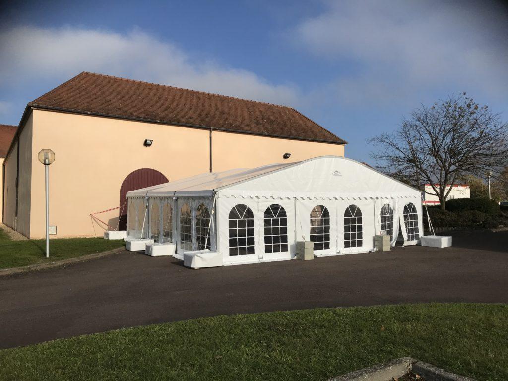 chapiteau original design tente design barnum evenementiel
